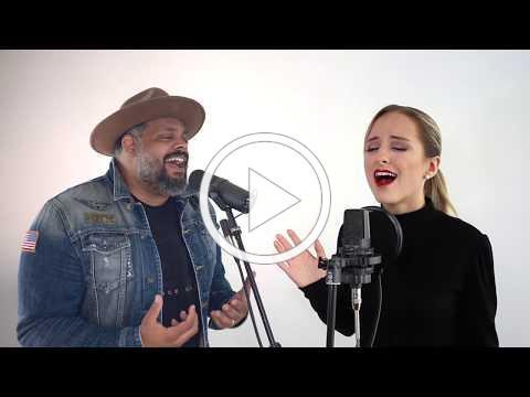 Athenas ft. Joan Sanchez - Al Contemplarte en la Cruz (Video Oficial) - MÚSICA CATÓLICA
