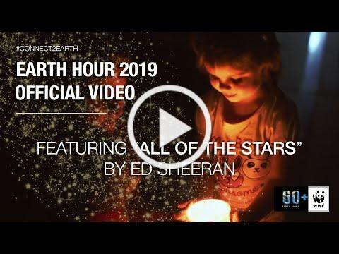 Official Earth Hour 2019 Video