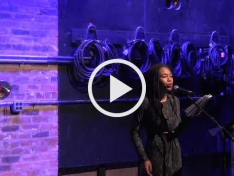 IYWP: Write Down, Speak Out: Slam Poetry - Poem 2 (Olivia)
