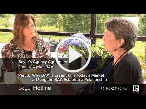 Legal Hotline One-on-One with Pili Meyer, Part 3
