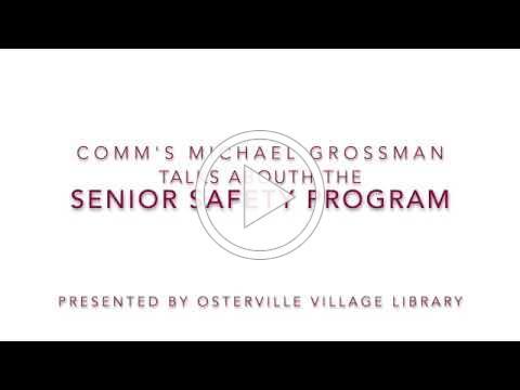 COMM Senior Safe Program
