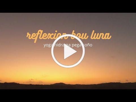 Reflexion Bou Luna - Yoga Nidra pa pega soño (cu Delta Waves background music)