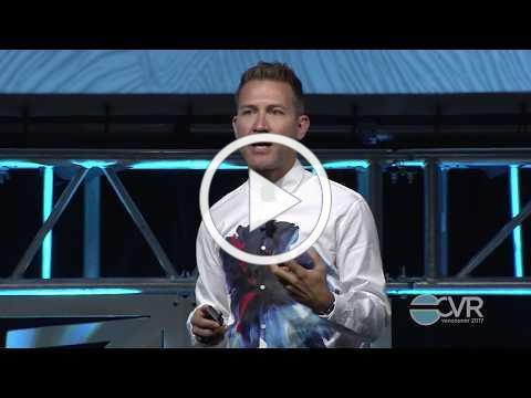 Keynote: Wearables Role in Our Human Evolution | CVR 2017