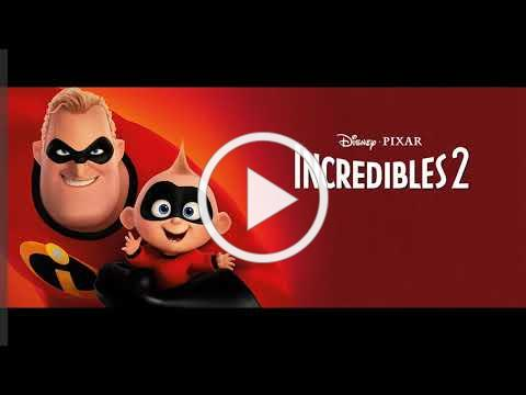 Movies in the Park - The Incredibles 2 - July 26