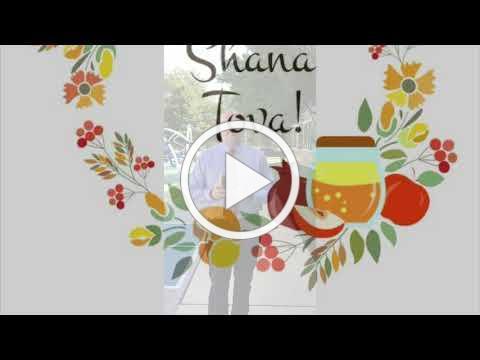 Shanah tovah - the Sounds of the Shofar and three Fun Rosh Hashanah Songs