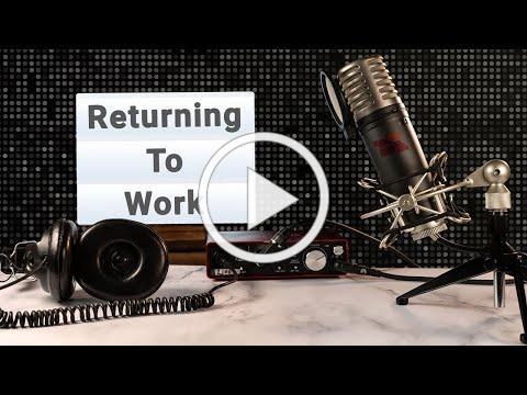 Returning To Work