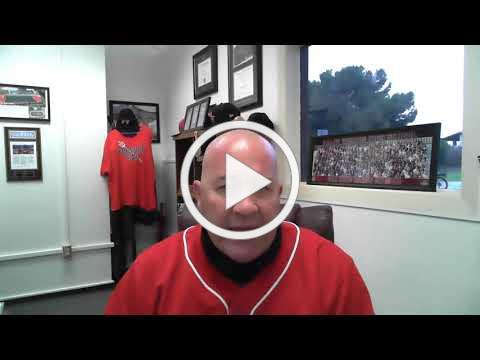 Dr. Tyner's Video Message 11/8/20