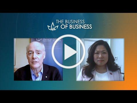 The Business of Business with Minister Ng