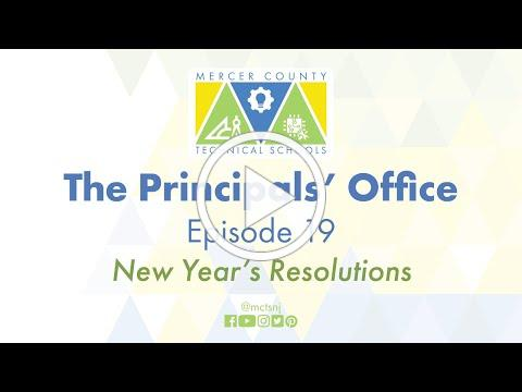 The Principals' Office - Episode 19 - New Year's Resolutions