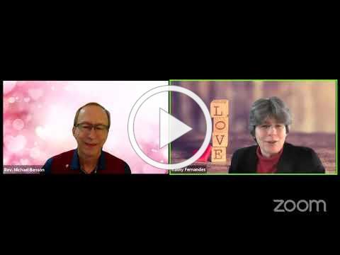 Rev. Kathy Fernandes & Rev. Michael Benson | In Love With The Infinite