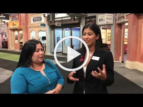 JA Fellows Entrepreneurship Program Oriana Rivas Testimonial