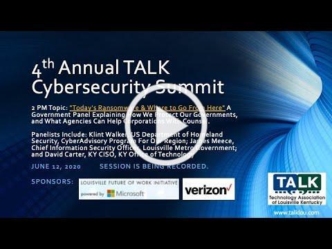 4th Annual TALK Cybersecurity Summit