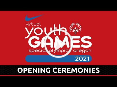 Opening Ceremonies - Virtual Youth Games Presented by Nike