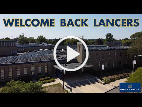 Welcome Back to Malden Catholic!