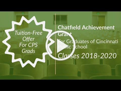 Chatfield College Introduces Achievement Grant!