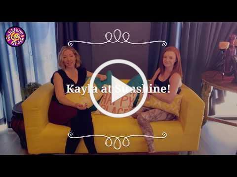 Kayla at Sunshine! HD