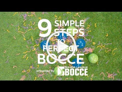 How to Play Bocce - Major League Bocce