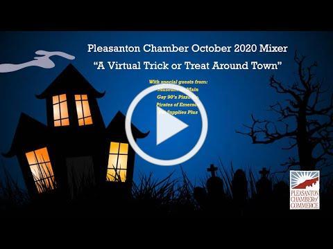 Virtual Mixer October 2020
