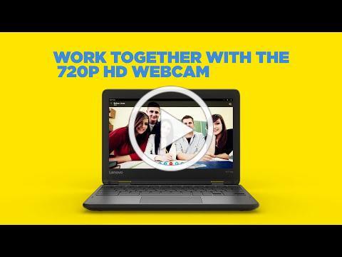 Lenovo N23 Yoga Chromebook Tour
