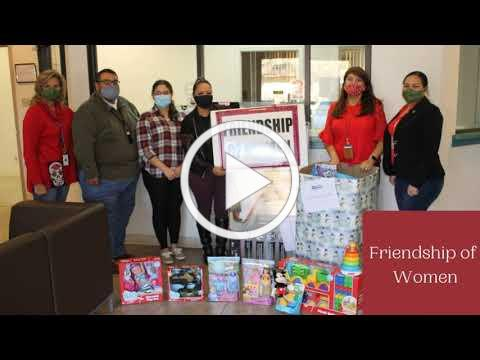 2020 Christmas Adopt-A-Grandparent & Toy Distribution