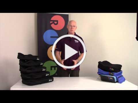 Ride® Forward™ Cushion - Pediatric Sizes Intro
