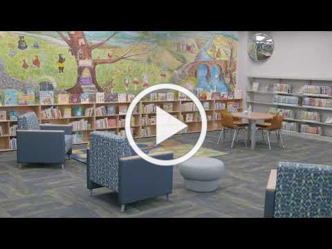 The Buzz: Central Library Ribbon Cutting