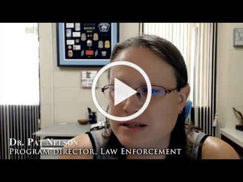 Law Enforcement Curriculum Being Reviewed