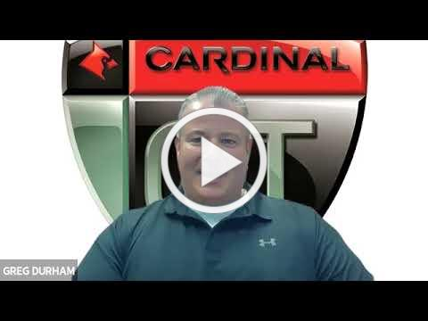 Virtual Mixer #33 - Cardinal CT HR Manager, Greg Durham (Part 1 of 2)