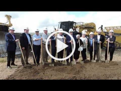 CSP Seguin, Texas, Facility Groundbreaking
