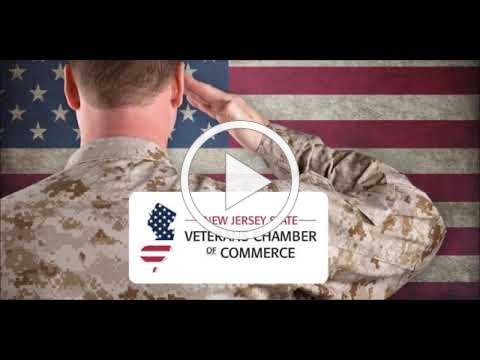 Jeff Cantor, CEO of the NJ Veterans Chamber of Commerce