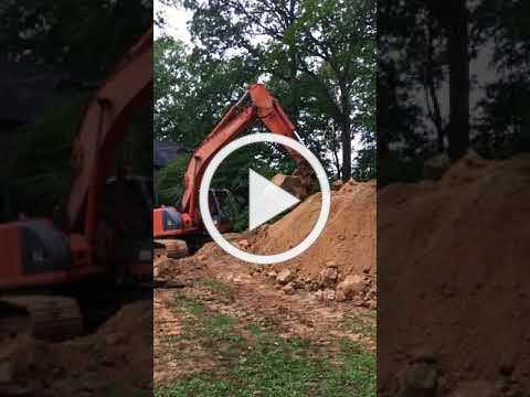 Breaking Ground for Elevator Project