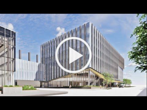 UI Health Outpatient Surgery Center and Specialty Clinics Groundbreaking/Press Conference