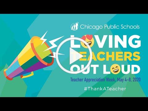 Happy Teacher Appreciation Week 2020! #ThankATeacher