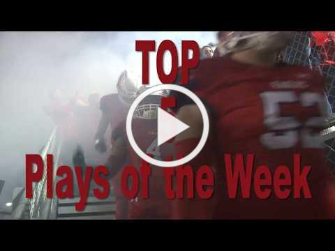 Milton Football's Top 5 Plays of the Week vs. Lowndes