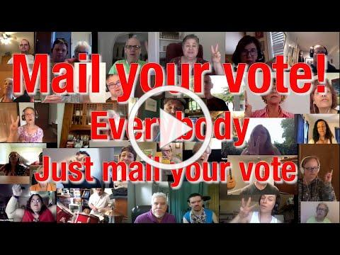 Mail your vote, Everybody