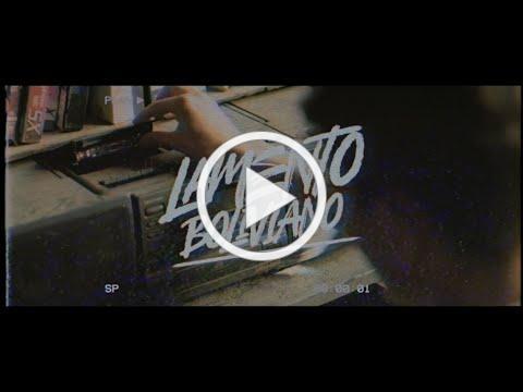 Lamento Boliviano - (Video Oficial) - Eslabon Armado - DEL Records 2021