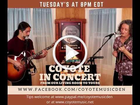 coyote in concert vid 3