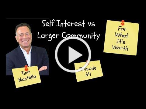 Self Interest 10 22