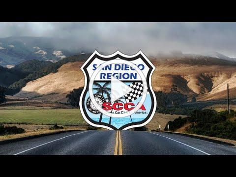 SCCA - San Diego Region It's a Pie Run - Live