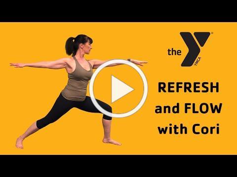 Slow Flow Yoga with Cori