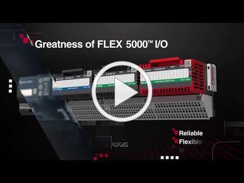 FLEX 5000™ I/O Overview Teaser