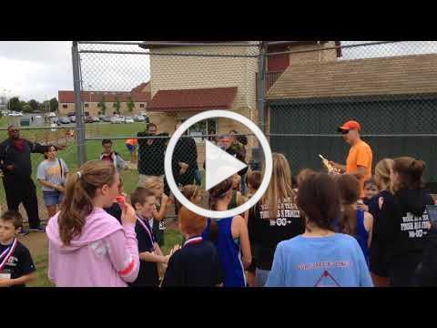 2017 St. Ignatius Cross Country 5th/6th girls