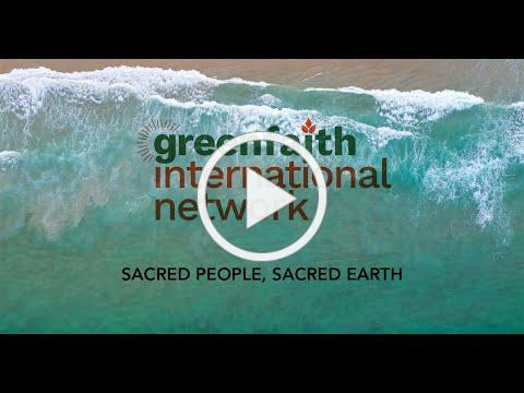 Sacred People, Sacred Earth Launch Video