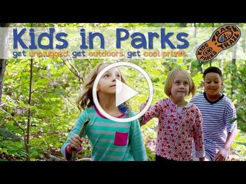 Kids in Parks   Get Unplugged. Get Outdoors. Get Cool Prizes.