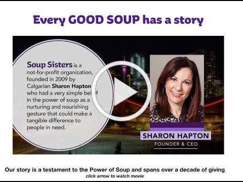 Soup Sisters Background