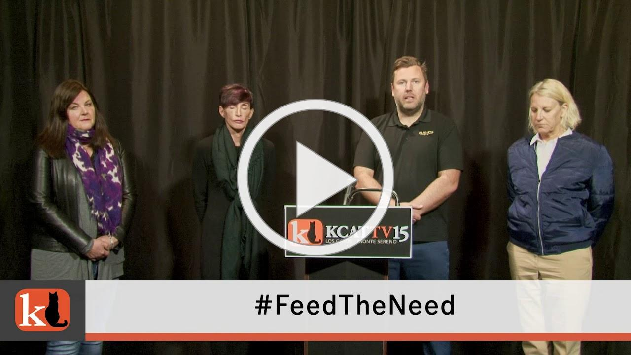 Feed the Need Bay Area Grows Stronger - Community Coming Together