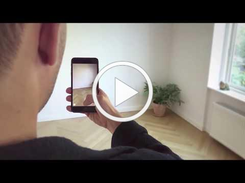 IKEA Place Augmented Reality app using Apple ARKit iOS 11
