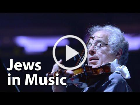 """""""Jews in Music"""" Presented by The Genesis Prize Foundation"""