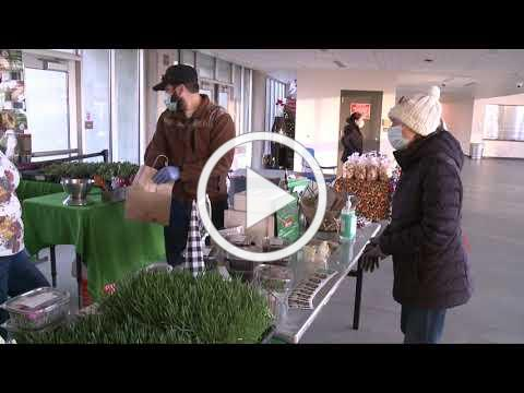 Winter Market at the Pavilion