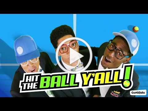 Hit The Ball Ya'll: Get Moving with Net Generation and GoNoodle